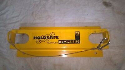 Holdsafe Wall Mount Ladder Bracket