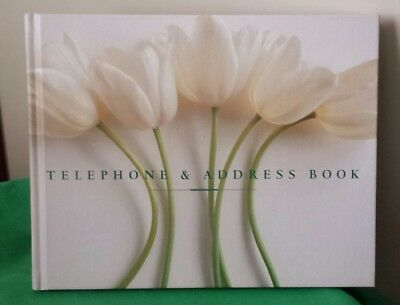 Telephone and Address book designed by Sydney's Eivind Lindberget rrp$64.00