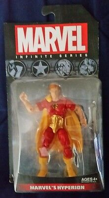 "HYPERION Marvel Infinite Series 3.75"" action figure New Sealed Squadron Supreme"