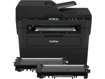 Brother MFC-L2750DW XL Wireless/Duplex Compact Laser All-in-One Printer