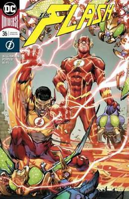 Dc The Flash #36 Variant First Print