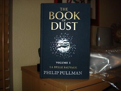 The Book of Dust Philip Pullman UK Special Ed 1st/1st Cloth(HC) Illustrated