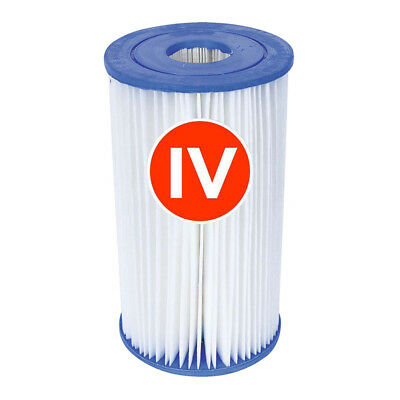 BESTWAY Filter Replacement Cartridge IV For 2500 gal Pool Filter Pumps