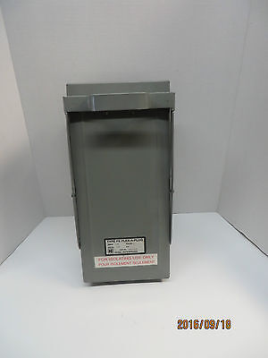 """Hydel """"Taylor"""" FE57310 New out of box 100 amp 600 volt 3 pole"""