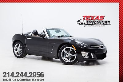 """2008 Saturn Sky Red Line 2008 Saturn SKY Redline Red Line! Turbocharged, 18"""" Chromes! MUST SEE"""