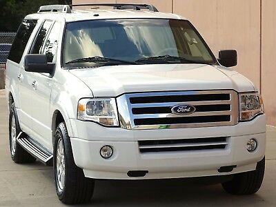2013 Ford Expedition XLT Sport Utility 4-Door 4X4 2013 FORD EXPEDITION EL XLT RWD! ACCIDENT FREE! CARFAX CERTIFIED! XTRA CLEAN!!