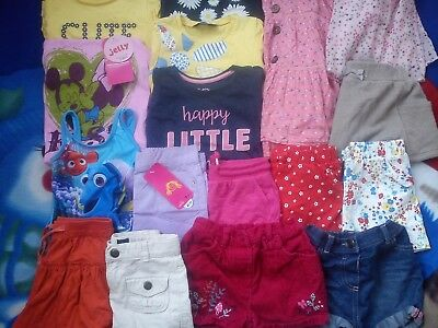 NEW USED 31x GAP MATALAN GEORGE BUNDLE OUTFITS GIRL CLOTHES 2/3 YRS 3+Y (2.6)