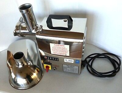 ANVIL Vollrath Electric Meat Grinder  #MIN0012 - Heavy Duty Professional Grade