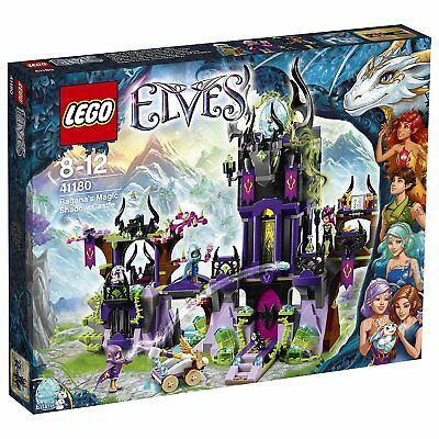 LEGO Elves 41180 Ragana's Magic Shadow Castle Schattenschloss NEW