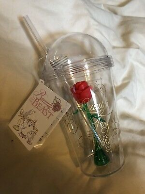 Primark Beauty And The Beast Rose Cup