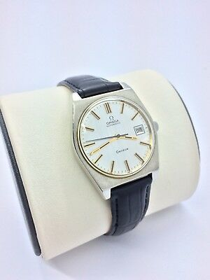 Pre-owned Omega Geneve CAL 1481 Swiss Men's Classic Watch (Great Condition)