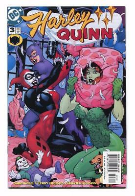 Harley Quinn #3 - Catwomen / Poison Ivy - Very High Grade - Near Mint To Mint