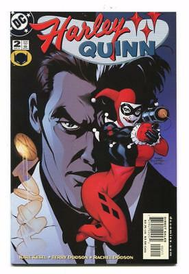Harley Quinn #2 - Two-Face Cover - Very High Grade - Near Mint To Mint