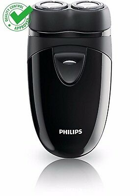 Philips Norelco Portable Mini Travel Electric Razor Man Shaver Blade Shave Hair