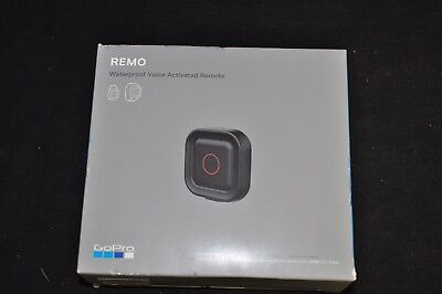 New Saeled GoPro Remo Waterproof Voice Acticated Remote for HERO 5 GVRC1