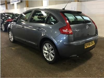 2009 Citroen C4 1.6 Hdi 110 Vtr Egs Massive Spec And Options, Auto, 87K Miles
