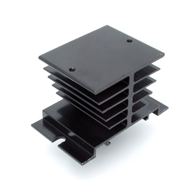 Heatsink Kit For Solid State Relay. Single Phase 15 Amp Capacity. SSR Heat Sink