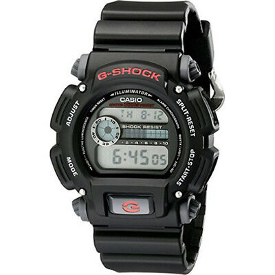 Casio G Shock Mens Watch Black
