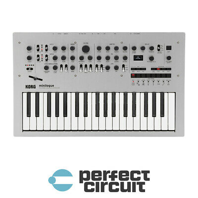 KORG - MINILOGUE Pg - EUR 499,00 | PicClick FR Home Wiring Diagram Electribe Synthesizer Studio on