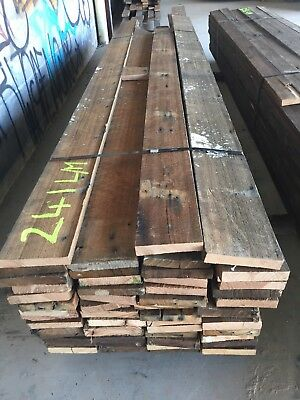 Hardwood Roof Timbers  8 X 11/2 (200 X 38mm)