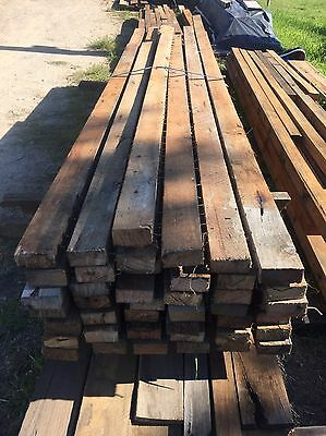 Hardwood Roof Timbers  4 X 2  (100 X 50mm)