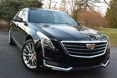 2017 Cadillac CT6 PREMIUM-EDITION/AWD/FULLY LOADED TO THE MAX! 2017 Cadillac CT6 Premium-Edition AWD 3.6L / w/every possible option!!!
