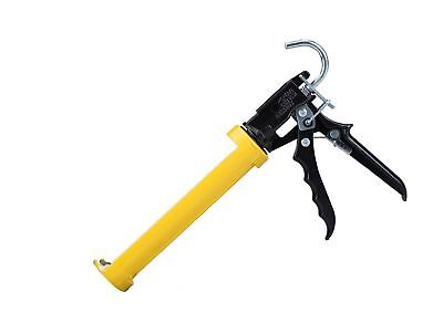 Dripless SI300 Contractor Grade Heavy Duty Caulking Gun 10 oz Cartridge Capac...
