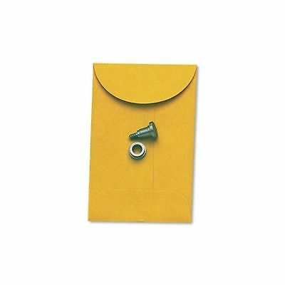 Quality Park Coin/Small Parts Envelopes 2.25 x 3.5 inches #1 Box of 500 (50160)