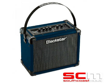 Blackstar Id Core 10 V2 Amp Limited Edition Blue Electric Guitar Amplifier - New