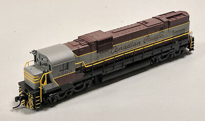 N Atlas C-630 Locomotive - Canadian Pacific / CP #4503 - DC/DCC [2379]