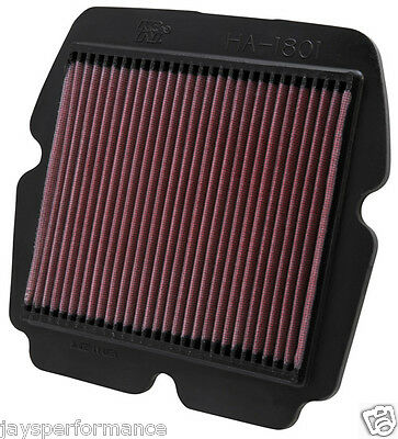 Kn Air Filter Replacement For Honda Gl1800 Gold Wing 01-14