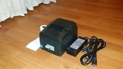 Star Micronics TSP654IIWEBPRNT 24 GRY US Direct POS Thermal Receipt Printer