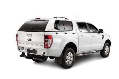 Ford Ranger T6 Double Cab 2012 On Ridgeback S-Series Hardtop Copper Red - 37M