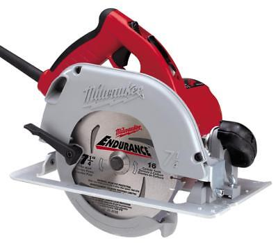 MILWAUKEE-6391-21 7-1/4 In. Left Blade Circular Saw with Case