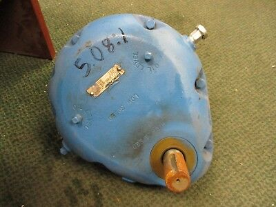 Viking Pump Gear Reducer 3-551-010-508 Ratio 5.08:1 Used