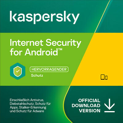 Download  Kaspersky Internet Security for Android | Handy & Tablet | 2020