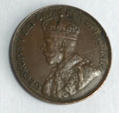Canadian coins Large cent and Nickle