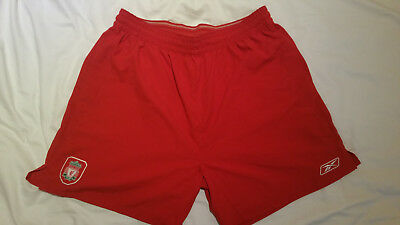 Liverpool Home Shorts 2004-2006 (Reebok XXL) excellent used condition