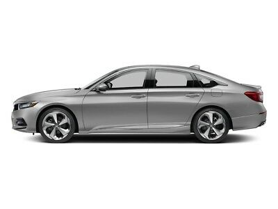 2018 Honda Accord Touring 2.0T Automatic Touring 2.0T Automatic New 4 dr Sedan Automatic Gasoline 2.0L 4 Cyl Platinum Whi