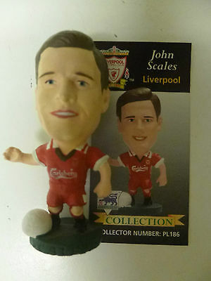 Corinthian - John Scales - Liverpool - PL 186 - Exc. Condition - Loose With Card