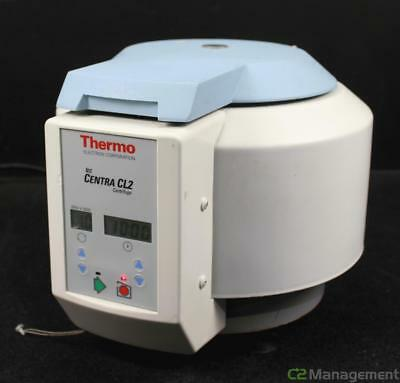 Thermo IEC Centra CL2 Benchtop Centrifuge