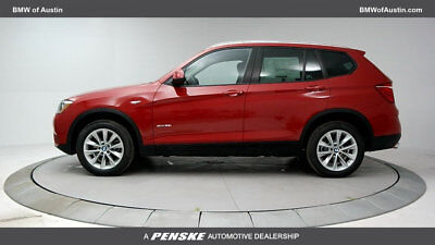 2017 BMW X3 sDrive28i Sports Activity Vehicle sDrive28i Sports Activity Vehicle 4 dr Automatic Gasoline 2.0L 4 Cyl Melbourne R