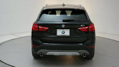2017 BMW X1 sDrive28i sDrive28i Nearly New Courtesy Car 4 dr Automatic Gasoline 2.0L 4 Cyl Black Sapph