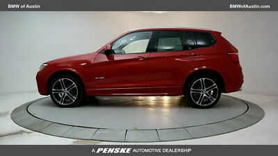 2017 BMW X3 sDrive28i sDrive28i Nearly New Courtesy Car 4 dr Automatic Gasoline 2.0L 4 Cyl Melbourne R