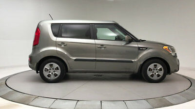 2013 Kia Soul 5dr Wagon Automatic ! 5dr Wagon Automatic ! 4 dr Gasoline 1.6L 4 Cyl  Bright Silver Metallic