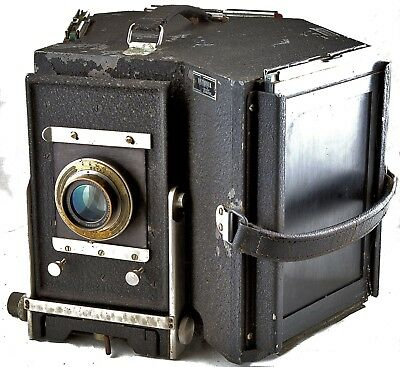 NATIONAL PHOTOCOLOR ONE SHOT CAMERA 5X7 TUNGSTEN MODEL for COLOR SEPERATION