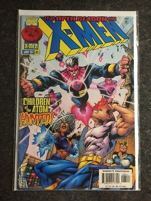X-Men #85 Marvel Comics First Appearance Of Dr Ceilia Reyes New Mutants