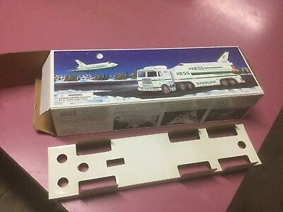 EMPTY REPLACEMENT BOX  Hess 1999 Toy Truck & Space Shuttle Box Only <No Vehicle>