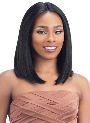 Swami - Freetress Equal Synthetic Deep Invisible L Part Lace Front Wig