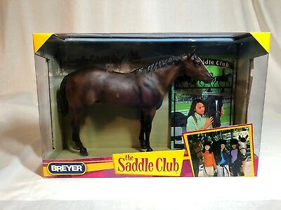 Breyer model horse #1342 Saddle Club's Comanche , traditional scale, new in box